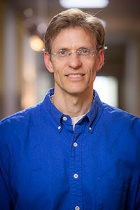 UW Data Science instructor David Reineke