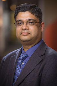 UW Data Science instructor Dr. Ravjeev Bukralia