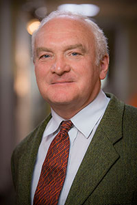 UW Data Science instructor Dr. Robert Dollinger